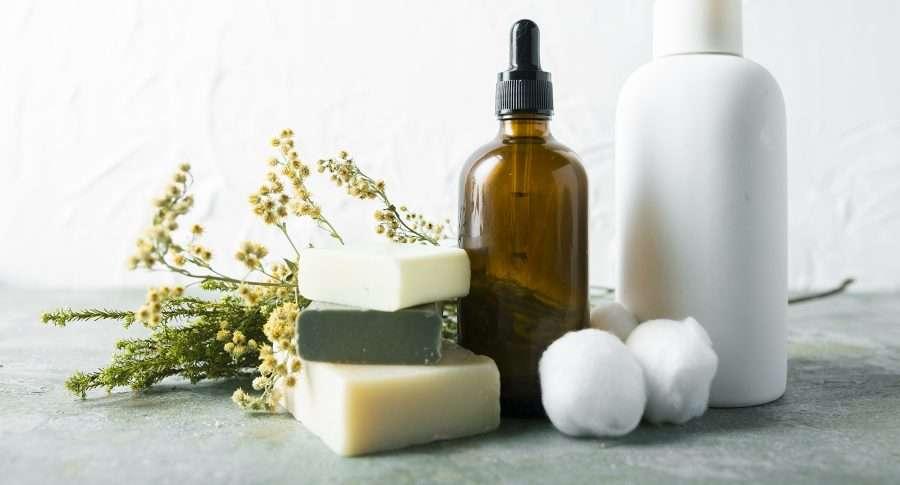 Prodotti naturali per la cura della persona